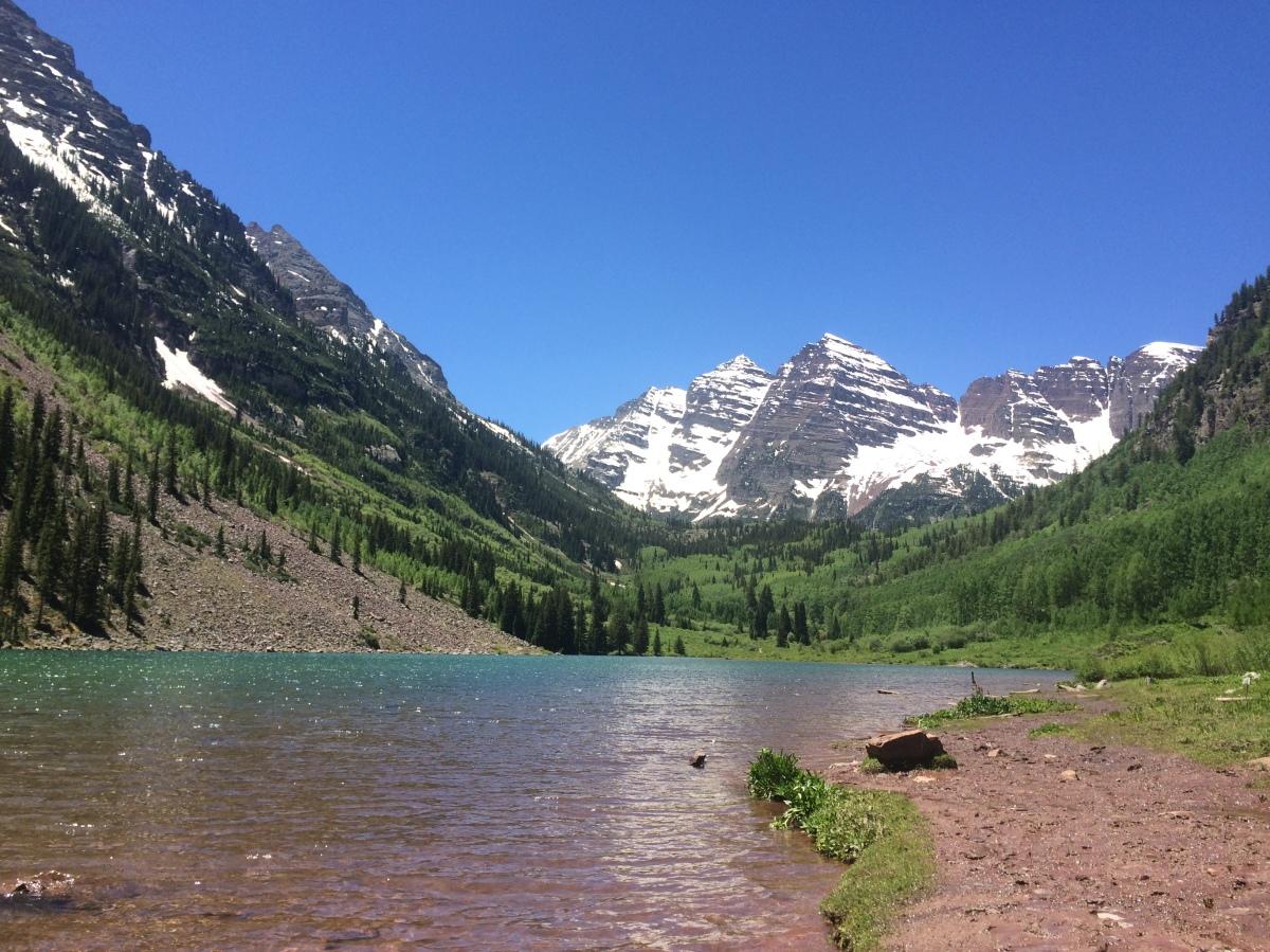 Exploring Colorado: Maroon Bells