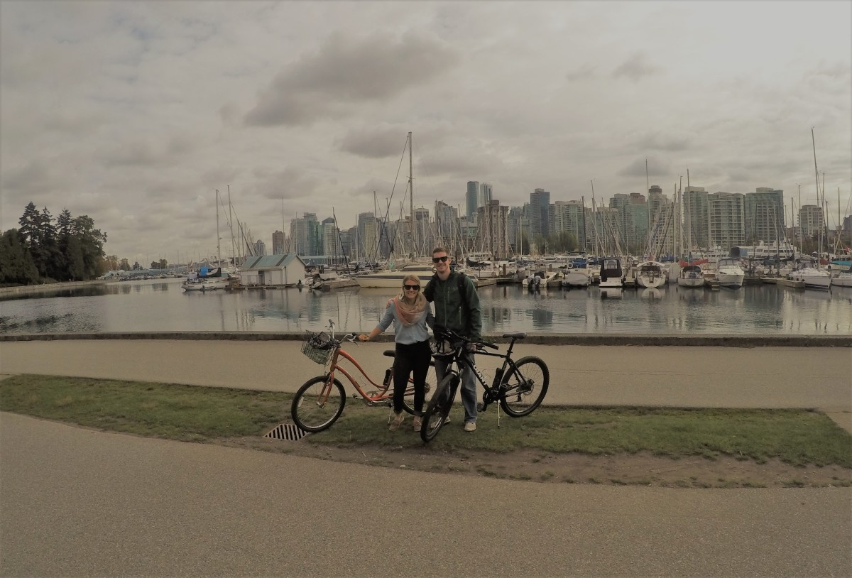 Vancouver, B.C. in 72 hours