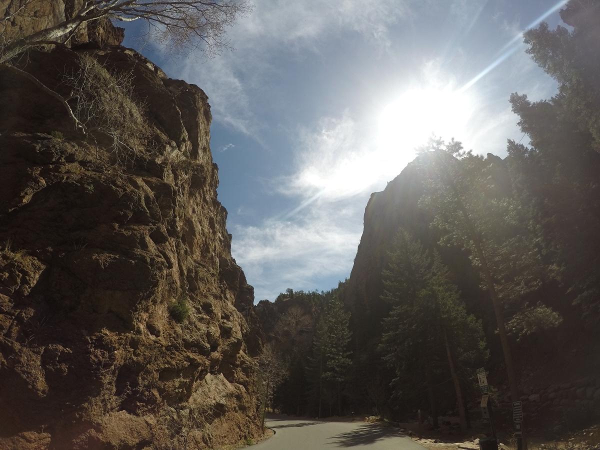 Exploring Colorado: Seven Falls, Colorado Springs