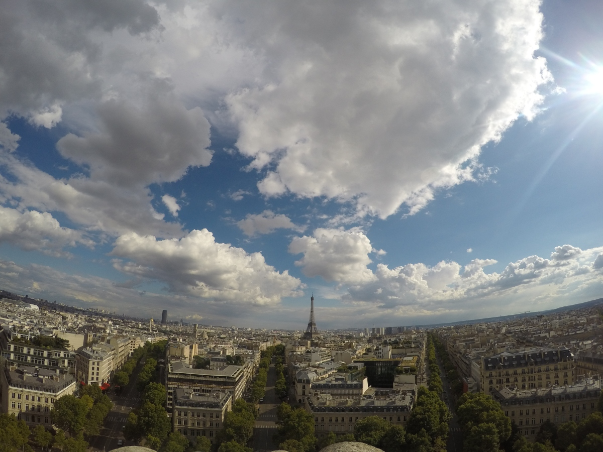 Paris, France: A Girl's Trip
