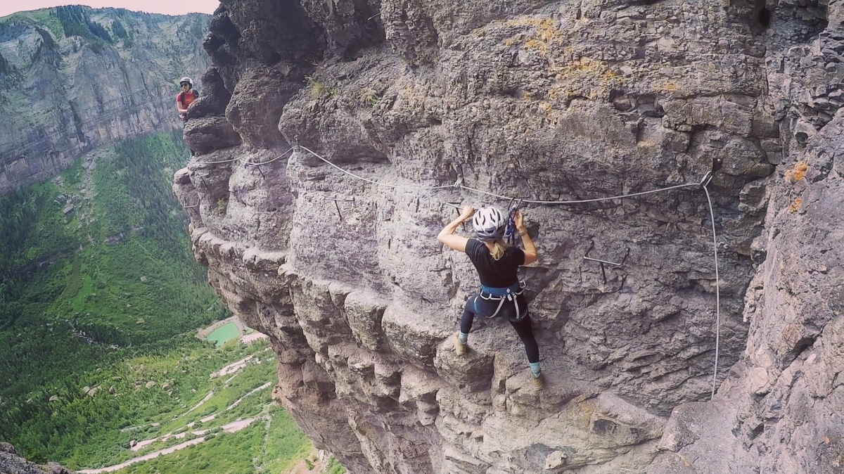 Telluride, CO: A Via Ferrata